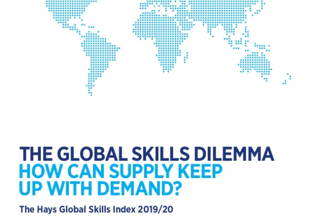 The Hays Global Skills Index 2019-2020 with Oxford Economics